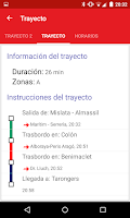Screenshot of Valencia Tube