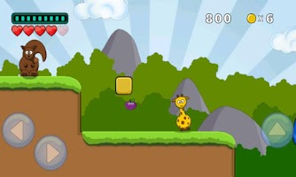 Screenshot of Plumy's World