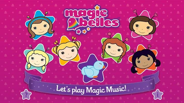 Magic Belles: Magic Music - screenshot