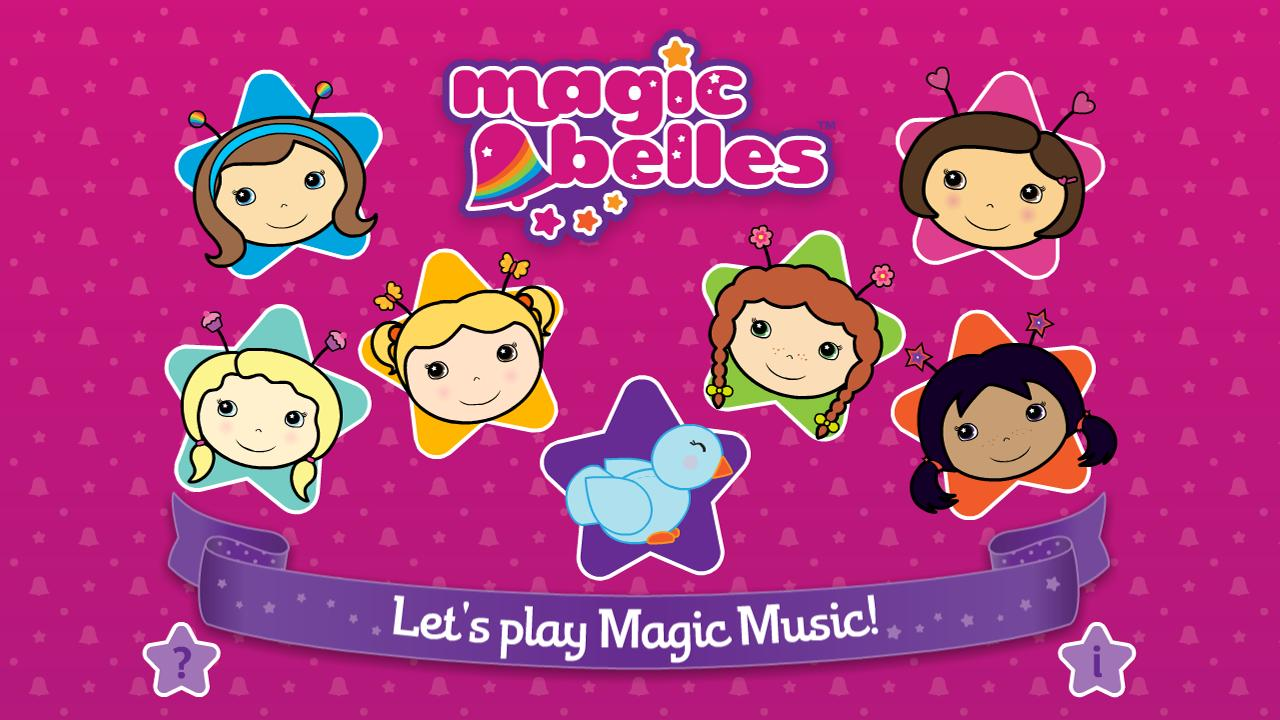 Magic Belles: Magic Music- screenshot