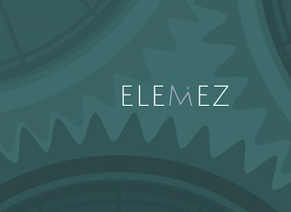 Elemez - náhled