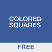 Colored Squares Free