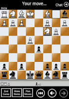 Screenshot of Chess By Post