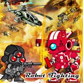 Red Rangers Robot Fighting 2