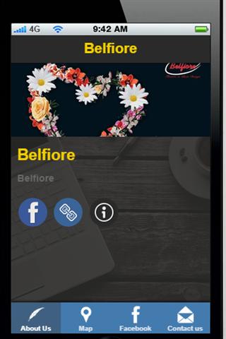 Belfiore Flower