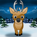 Reindeer Match'Em Up™ HD icon
