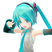 【Miku AR Camera】Mikuture