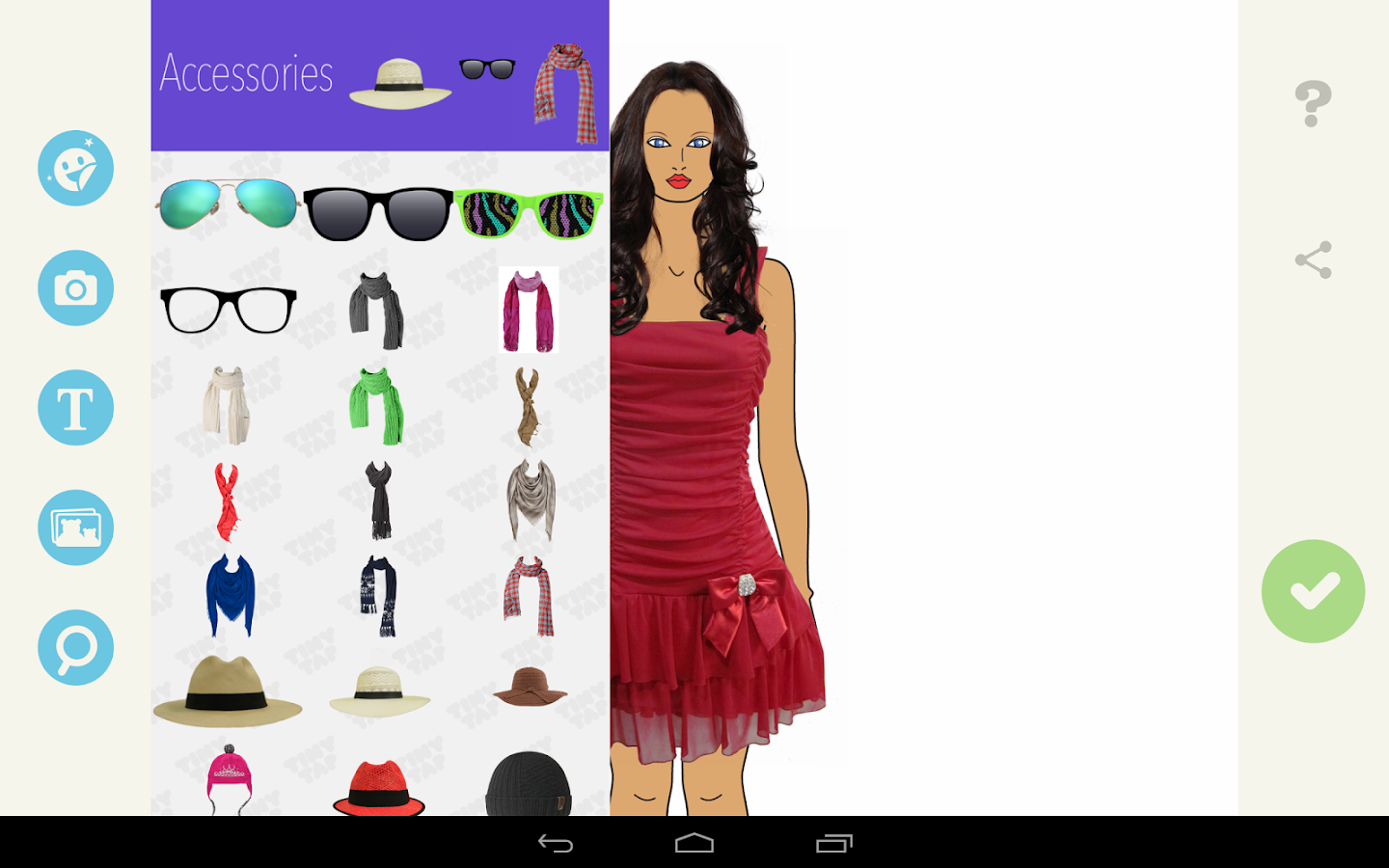 Fashion Girls Dress Up Game Android Apps On Google Play