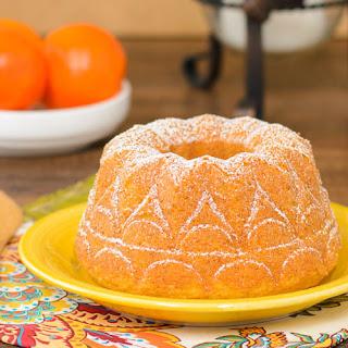 Tangerine Yogurt Cake