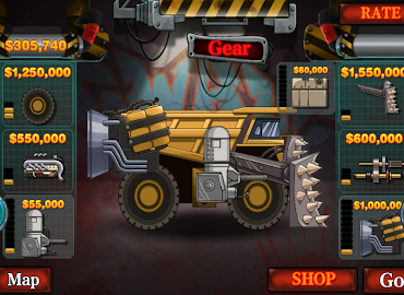 Monster Car Hill Racer Screenshot 13