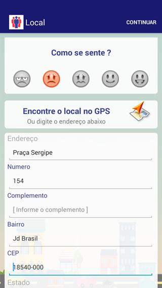 Cidadão Online - screenshot
