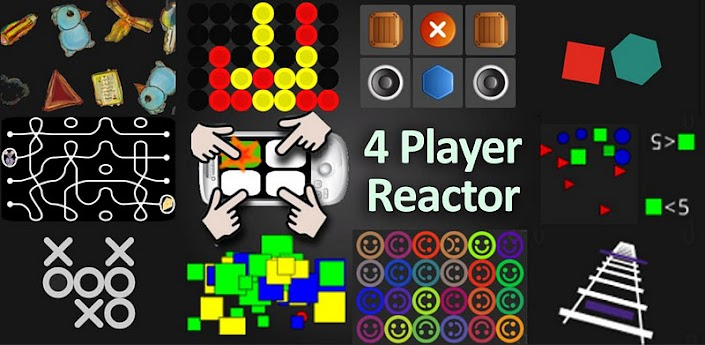 4 Player Reactor