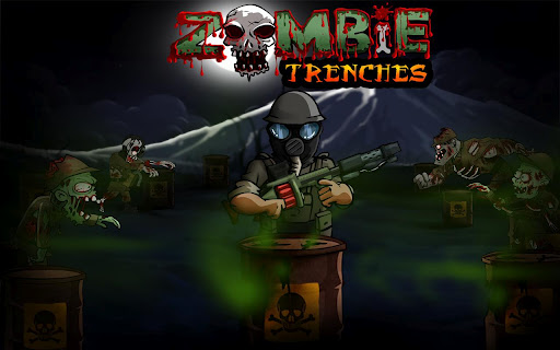 Zombie Trenches Best War Game apk v1.0.0 - Android