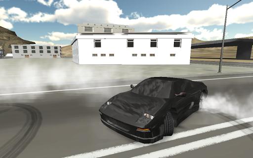 Black Mega Street Drifter