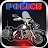 Xtreme Police Moto Racer Bike logo