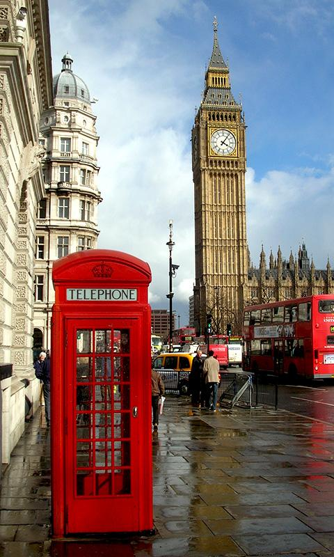 London Live Wallpaper - screenshot
