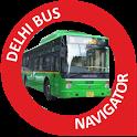 Delhi Bus Navigator icon