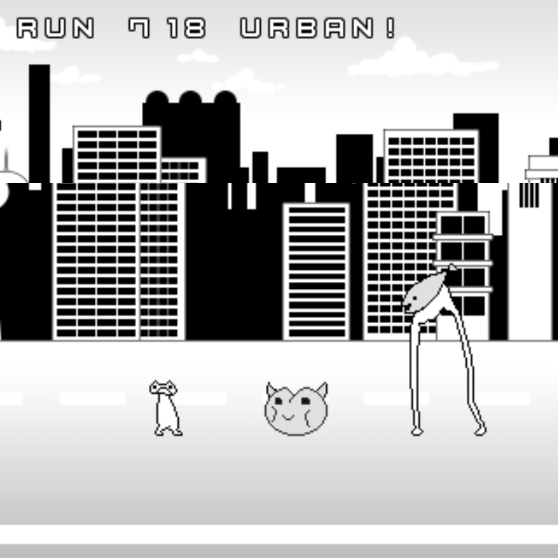 URBAN BEAR from FOREST- screenshot