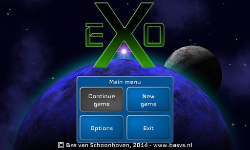 eXo space strategy