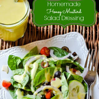 Honey Mustard Salad Dressing.