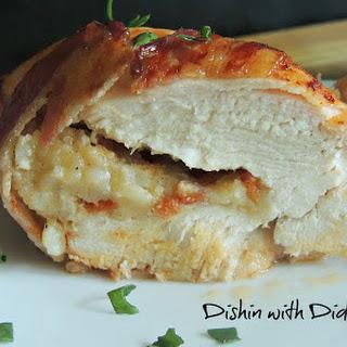 Smokey Bacon, Cheese & Potato Stuffed Chicken Breasts Recipe