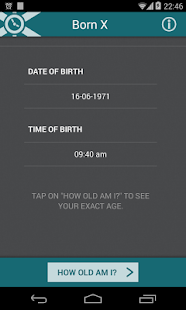 Born X - How old am I?- screenshot thumbnail