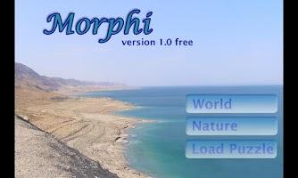 Screenshot of Morphi
