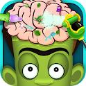 Monster doctor Cerebro icon