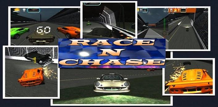 Race n Chase - 3D Car Racing - захватывающие гонки в 3D для Android