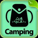 캠핑준비앱 logo