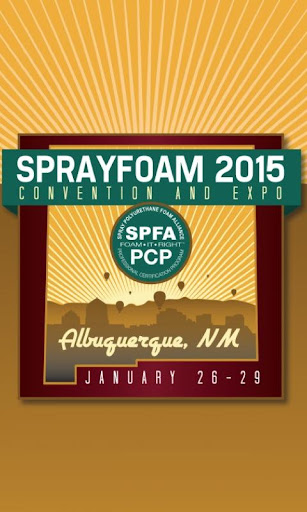 Sprayfoam 2015