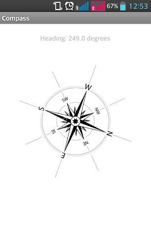【免費工具App】Simple Compass-APP點子