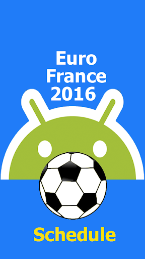 EuroCup 2016 Schedule