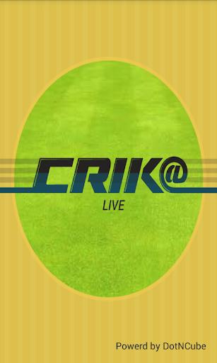 IPL 2014 Cricket app-Crik