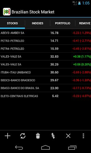 Brazilian Stock Market
