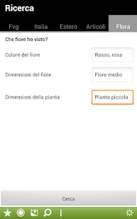 SentieriNatura App - náhled