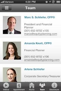 EQ Planning - screenshot thumbnail