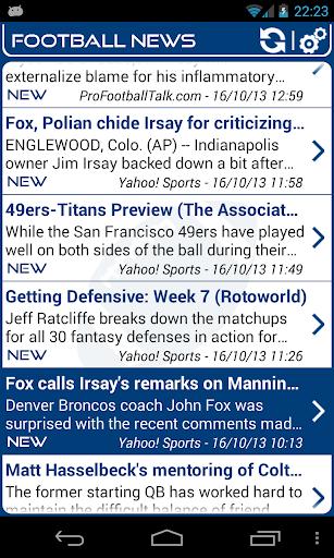 Indianapolis Football News