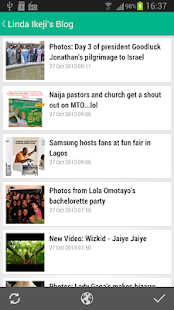 Nigerian News | Music - screenshot thumbnail