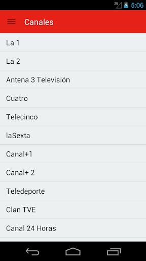 Televisión Española Guía