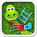 Snakes and Ladders 3D ! icon