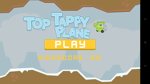 Top Tappy Plane