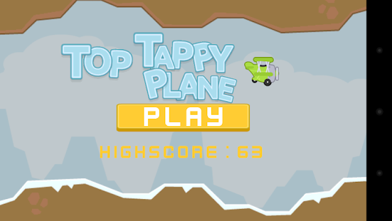Top Tappy Plane - náhled
