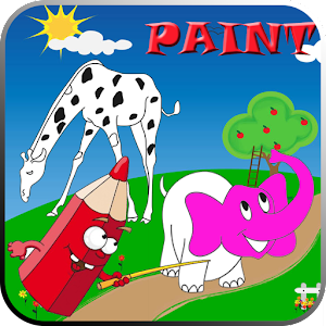 Go more links apk Kids Coloring Free: Animals  for HTC one M9