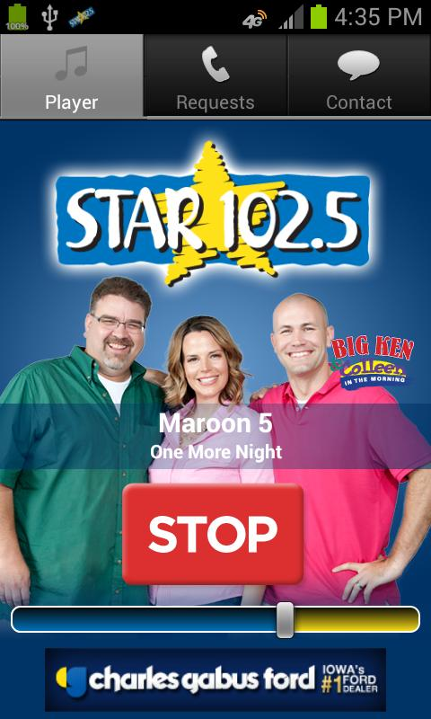 Star 102.5 - screenshot