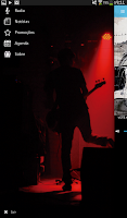 Screenshot of 89 FM The Radio Rock