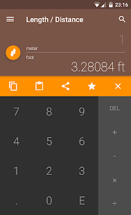 ConvertIt! Pro Unit Converter- screenshot thumbnail