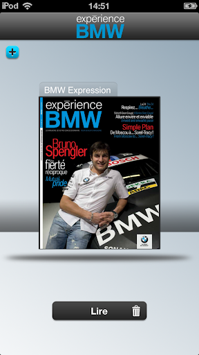 Experience BMW Canbec