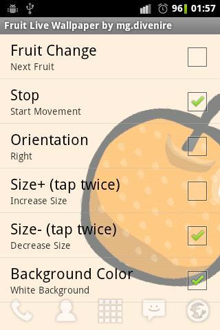 玩免費健康APP|下載フルーツライブ壁紙 app不用錢|硬是要APP