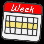Week Widget Free